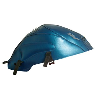 Bagster Tank cover SV 650N / SV650 S / SV 1000 - pearly blue