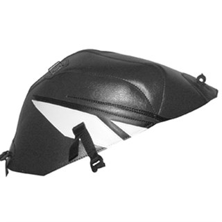 Bagster Tank cover YZF R6 - anthracite / black / white