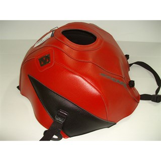 Bagster Tank cover CBR 600RR - red / black triangle