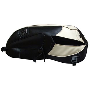 Bagster Tank cover BONNEVILLE T 100 SE - black / cream
