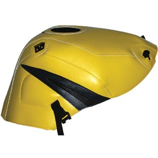 Bagster Tank cover GSX 600R / GSX 750R - surf yellow / anthracite / black