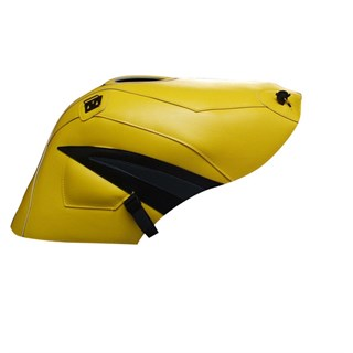 Bagster Tank cover GSX 600R / GSX 750R - buttercup yellow / black / anthracite