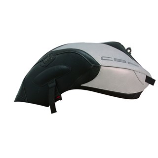 Bagster Tank cover CBF 500 / CBF 600N (unfaired) / CBF 1000 - black / light grey