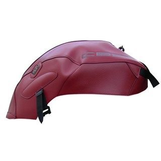 Bagster Tank cover CBF 500 / CBF 600N (unfaired) / CBF 1000 - dark red