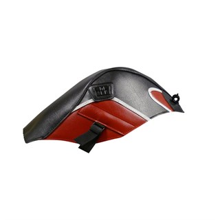 Bagster tank cover XT 660 R / XT 660 X - black / red / white