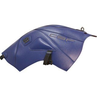 Bagster Tank cover CBF 600S (faired) - baltic blue
