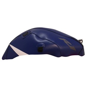 Bagster Tank cover YZF R1 - baltic blue / white / black