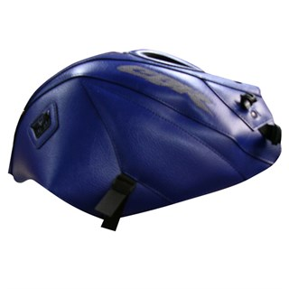 Bagster tank cover CBR 125 / CBR 250 - baltic blue