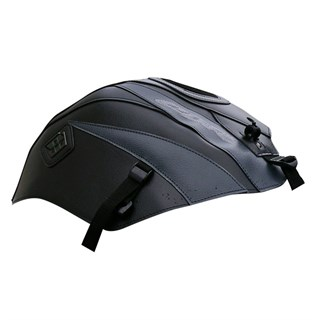 Bagster Tank cover CBR 125 / CBR 250 - black / anthracite triangle