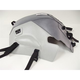 Bagster Tank cover R1200 GS - steel grey / light grey