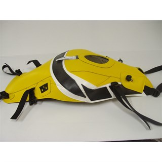 Bagster Tank cover MT-01 - surf yellow / black / white