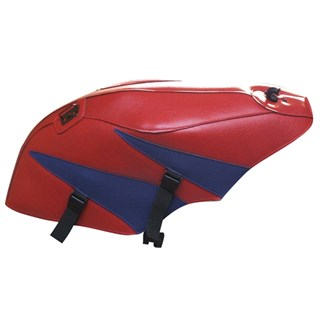 Bagster Tank cover CBR 600RR - red / china blue