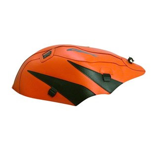 Bagster Tank cover CBR 600RR - orange / black