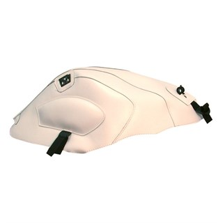 Bagster Tank cover SPEED TRIPLE 1050 - white