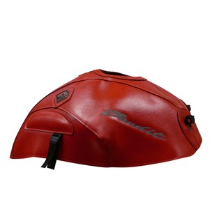 Bagster Tank cover GSF 650 BANDIT / GSF 650 BANDIT S / GSF 1250 BANDIT / GSF BANDIT S - red