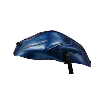 Bagster Tank cover GSF 650 BANDIT / GSF 650 BANDIT S / GSF 1250 BANDIT / GSF BANDIT S - pearly blue
