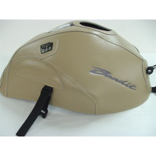 Bagster Tank cover GSF 650 BANDIT / GSF 650 BANDIT S / GSF 1250 BANDIT / GSF BANDIT S - champagne