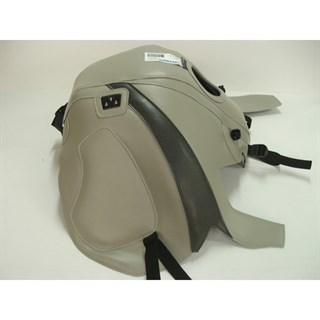 Bagster Tank cover R1200 RT - nickel / sky grey deco
