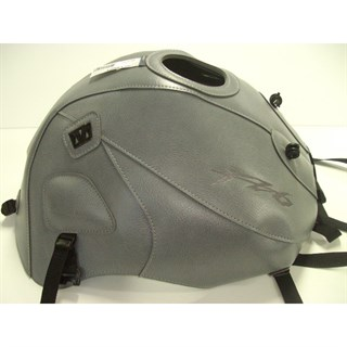 Bagster tank cover FZ6 N - steel grey