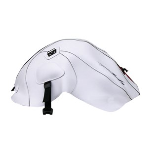 Bagster Tank cover FZ6 N - white / red