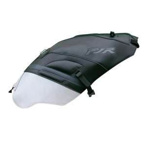 Bagster tank cover FJR 1300 - black / grey / anthracite