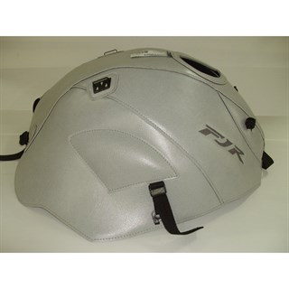 Bagster tank cover FJR 1300 - raw / grey