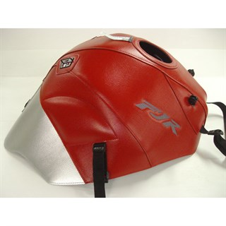 Bagster Tank cover FJR 1300 - red / silver