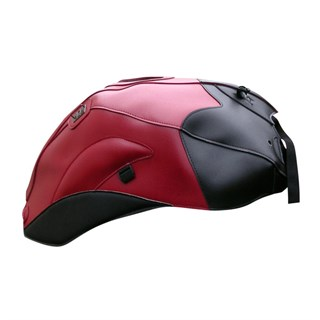 Bagster Tank cover FZ1 S FAZER - dark red / black