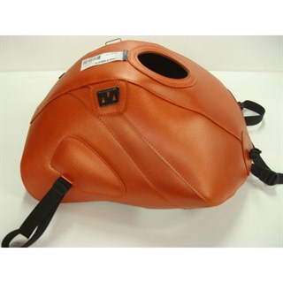 Bagster Tank cover 675 DAYTONA / STREET TRIPLE - pearly vermillion