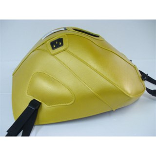 Bagster Tank cover 675 DAYTONA / STREET TRIPLE - gold yellow
