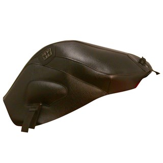 Bagster Tank cover 675 DAYTONA / STREET TRIPLE - black
