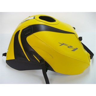 Bagster Tank cover FZ1 N FAZER - surf yellow / black