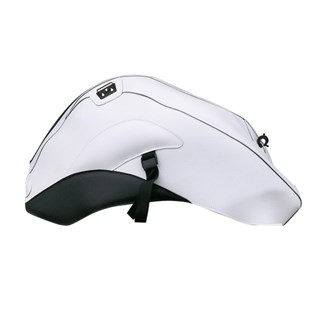 Bagster Tank cover FZ1 N FAZER - white / red