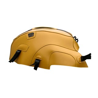 Bagster Tank cover PAUL SMART 1000 / SPORT 1000 - saffron yellow / black