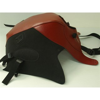 Bagster Tank cover R1200 GS ADVENTURE - red / matt black