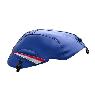 Bagster Tank cover GSXR 1000R - blue / red / light grey