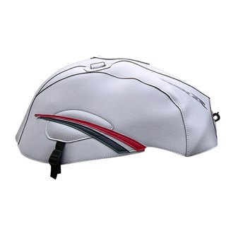 Bagster Tank cover GSXR 1000R - light grey / red / anthracite