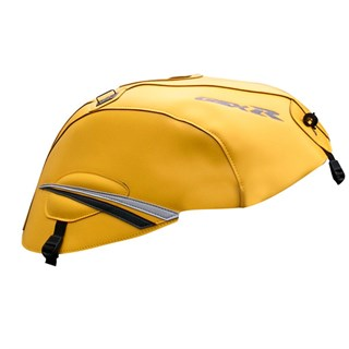 Bagster Tank cover GSXR 1000R - surf yellow / light grey / anthracite
