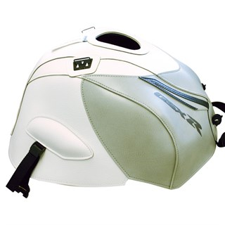 Bagster Tank cover GSXR 1000R - white / grey deco