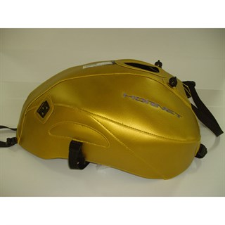 Bagster Tank cover CB 600 HORNET - gold yellow