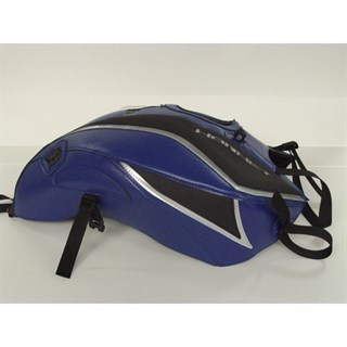 Bagster Tank cover CB 600 HORNET - baltic blue / black / grey / limited edition