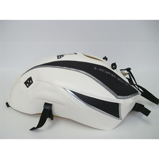 Bagster Tank cover CB 600 HORNET - white / grey / limited edition