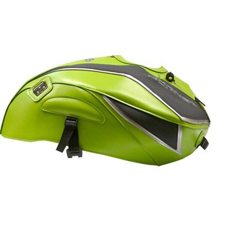Bagster Tank cover CB 600 HORNET - apple green / black / grey / limited edition
