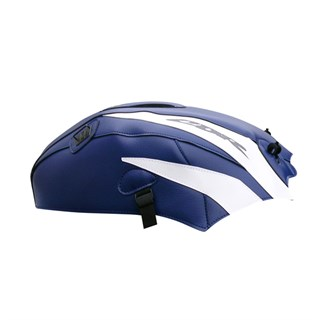Bagster Tank cover CBR 600RR - baltic blue / white deco