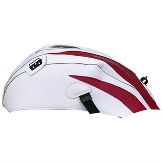 Bagster Tank cover CBR 600RR - white / red