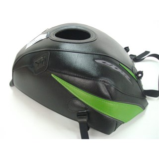 Bagster tank cover CBR 600RR - black / pearly green