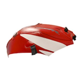 Bagster Tank cover CBR 600RR - red / white triangle