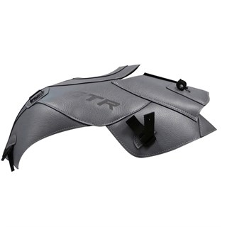 Bagster tank cover GTR 1400 - steel grey