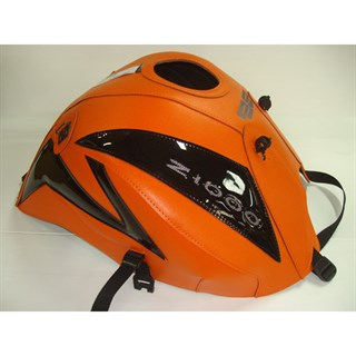Bagster Tank cover Z 1000 - orange / shining black