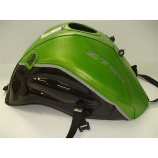 Bagster Tank cover Z 750 pearly green/shining black 09